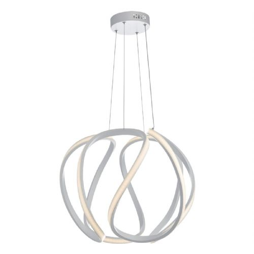 Alonsa Pendant Large White Led (Double Insulated) BXALO862-17